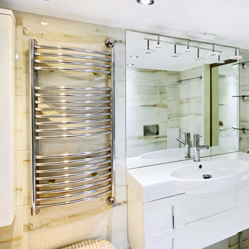 Step Into A Warm And Cosy Bathroom With Our Heated Towel Rails, Bathroom  Radiators, And Underfloor Heating.
