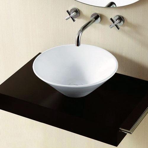 Round Bathroom Basin : Ontario Round Countertop Basin Bathrooms Plus