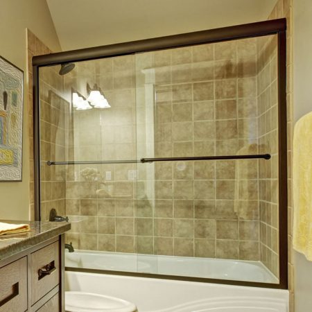 Shower and Folding Bath Screens