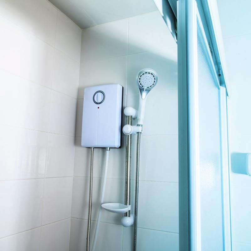Electric Showers Bathrooms Plus