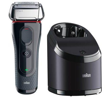Braun Series 5 5050cc Electric Foil Shaver