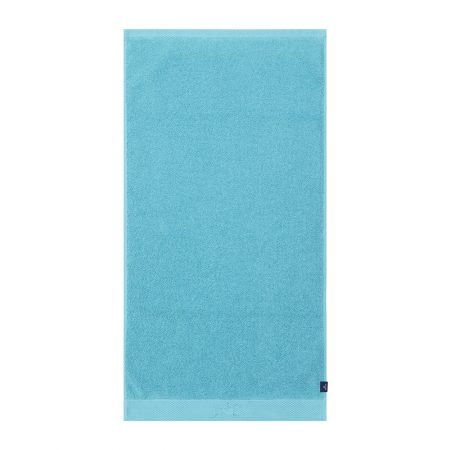 Ascot - Teal Luxe Rider Towel - Bath Towel