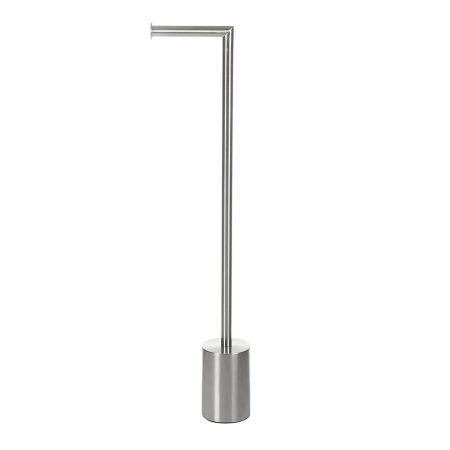 Bath Bazaar - Toilet Roll Holder Stand - Satin